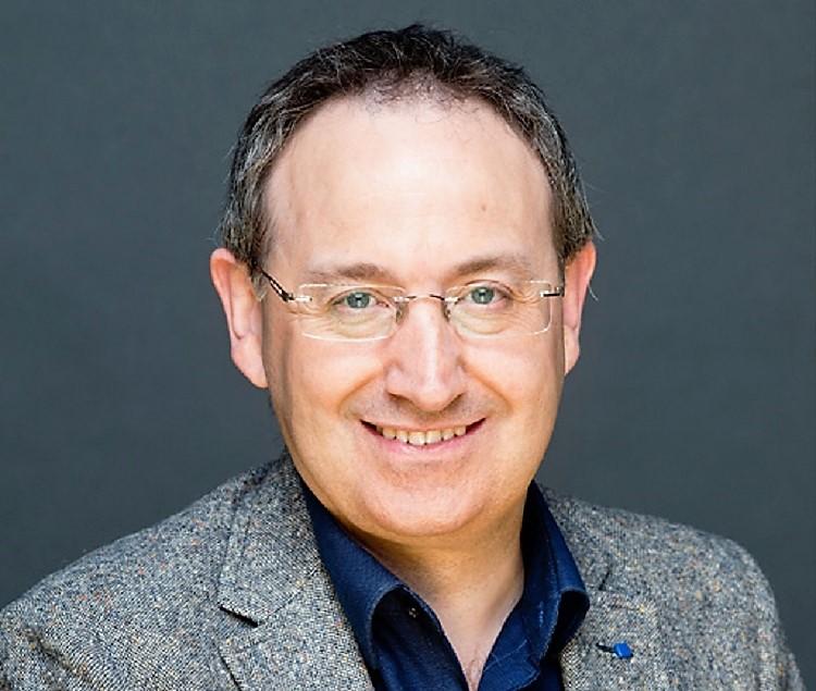 El empresario teatral Jesús Cimarro, beneficiario principal de los Ceres y del Festival de Mérida desde hace ya 8 años. PENTACIÓN