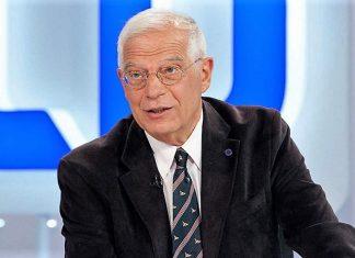 Josep Borrell, nuevo jefe de la diplomacia europea. RTVE
