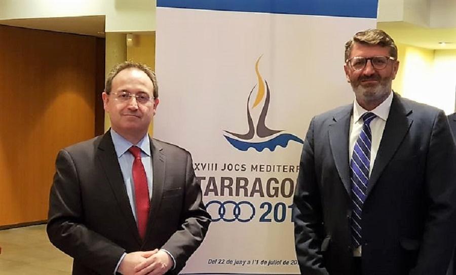 Jesús Cimarro y Pedro Blanco fueron nombrados director y gerente del Festival al mismo tiempo, en marzo de 2012.