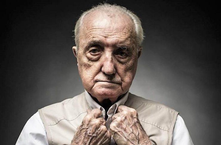 Un gran hombre, cineasta y caballero. DNORTE
