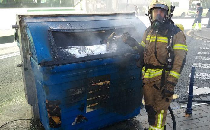 Así ha sido la mañana en numerosas calles de ciudades de Bizkaia. PAGADOR-PROPRONews