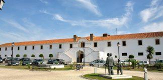 El museo de los horrores ya no vendrá a este emblemático edificio de Olivenza. AYUNTAMIENTO DE OLIVENZA
