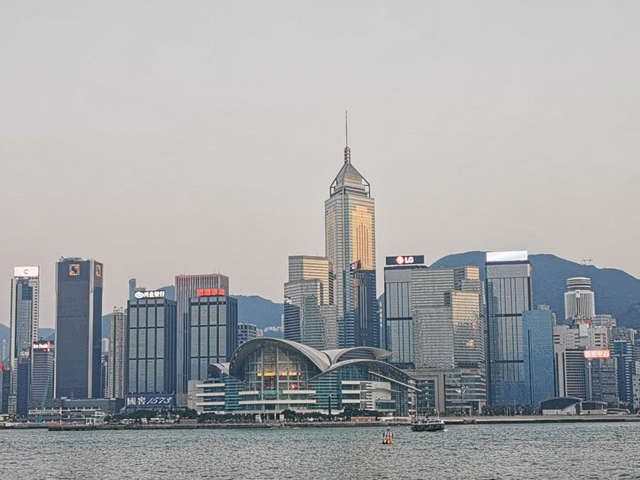 La apariencia de calma de la megalópolis hongkonesa es falsa. PAGADOR-PROPRONews