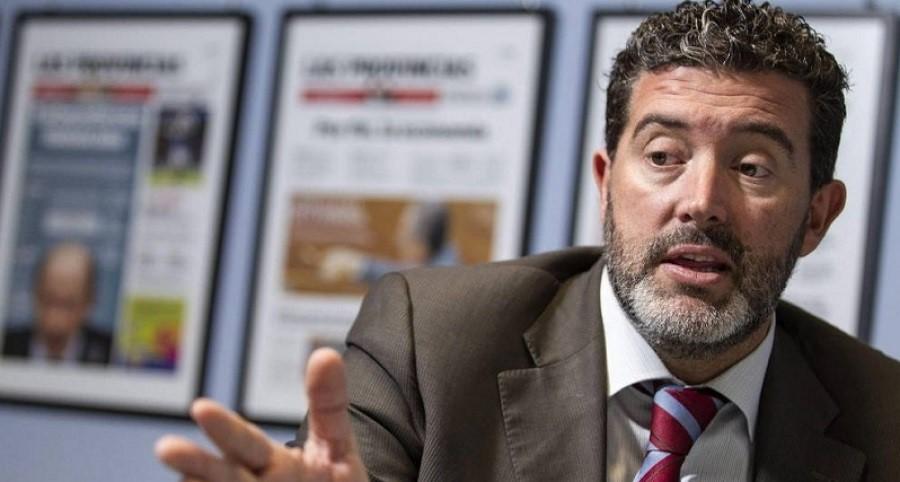 Julián Quirós, que fue director de HOY y lo sufrió, ha denunciado públicamente las malas artes de I. Redondo. PRNOTICIAS