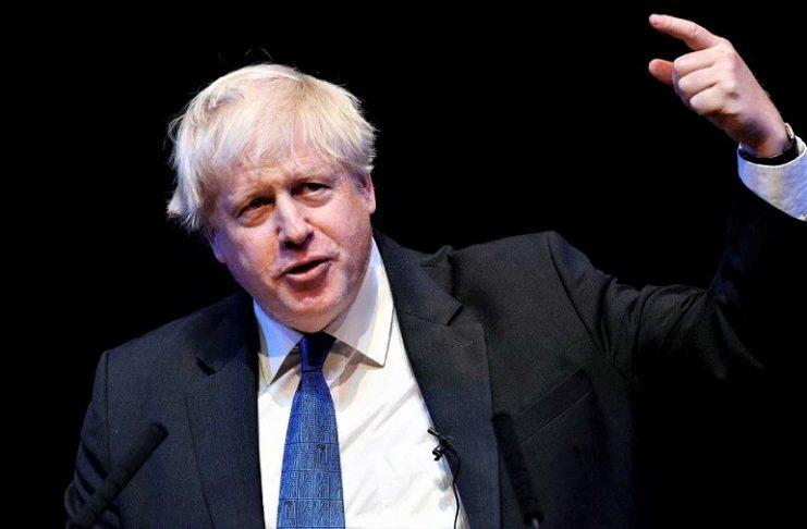 Boris Johnson, el atizador del ultranacionalismo inglés. RTVE