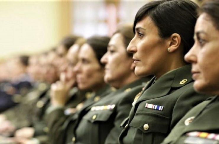 España es el segundo país europeo con más mujeres en las Fuerzas Armadas. RTVE