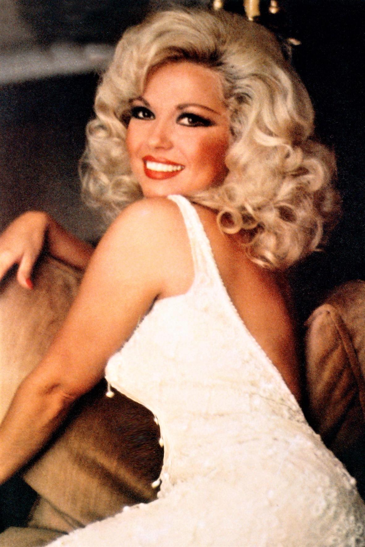Rosa fue una estrella reconocida en todo el mundo.