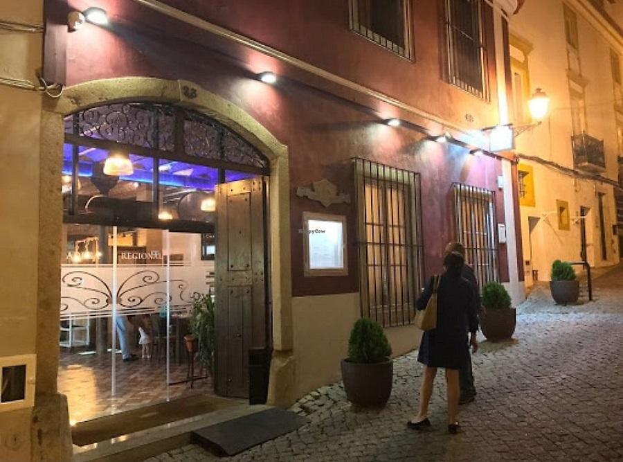 Adega Regional de Elvas, un estupendo restaurante.
