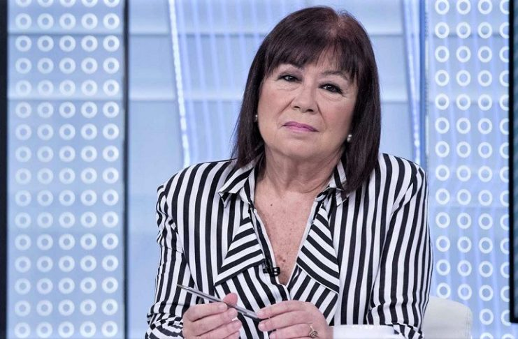 Cristina Narbona, el Estado en la cabeza. RTVE