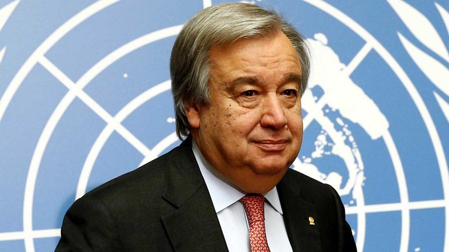 El político portugués dirige la ONU con prudencia y sabiduría. RTVE