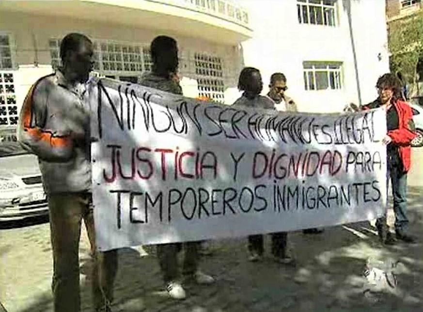 No se puede criminalizar a los inmigrantes. RTVE