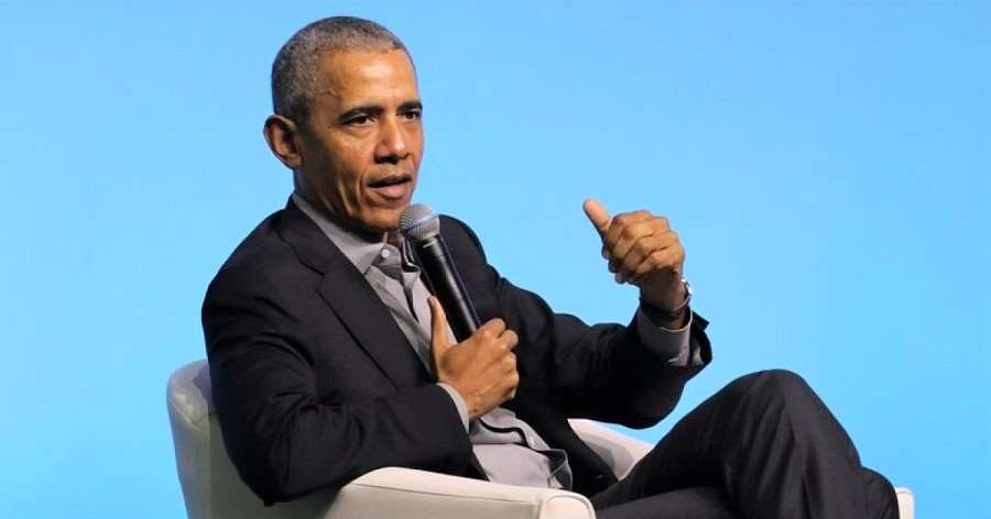 Obama, piropeador o bienqueda. NPR.COM