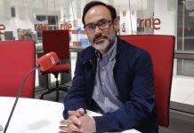 Fernando Garea, el periodista destituido por preservar su independencia y neutralidad al frente de la agencia EFE. RTVE