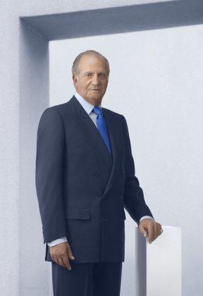 El rey Juan Carlos. CASA REAL