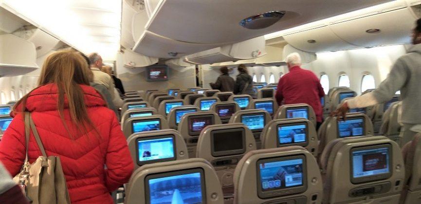 El A380 tiene capacidad para más de 800 pasajeros. J.M. PAGADOREl A380 tiene capacidad para más de 800 pasajeros. J.M. PAGADOR