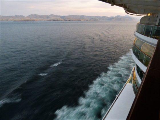 Tranquilidad total en el mar. J.M. PAGADOR