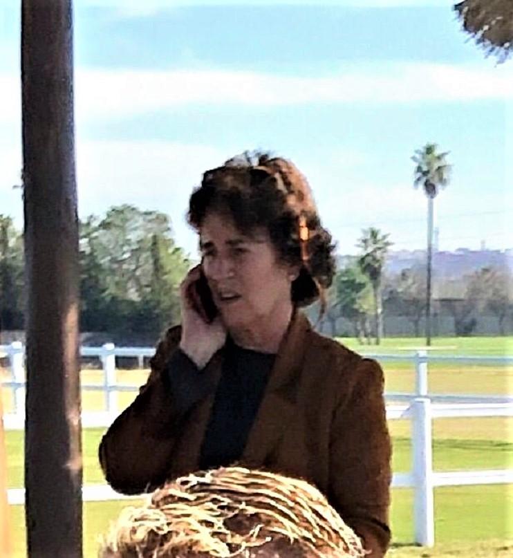 Si ven a esta señora en las proximidades, ni se acerquen a doña Elena. PROPRONews