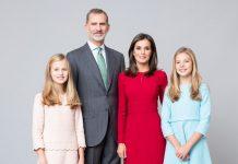 Una familia real... mente guapa. CASA REAL