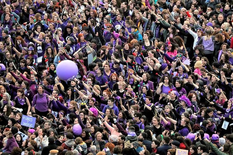 Autorizar las manifestaciones del 8-M fue una temeridad. RTVE