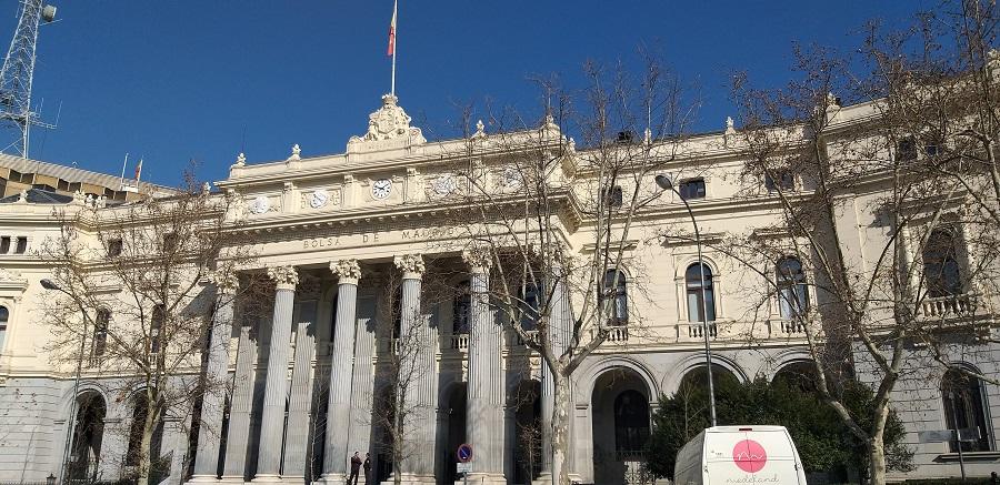 Bolsa de Madrid. La debacle bursátil y económica, otro frente abierto. J.M. PAGADOR