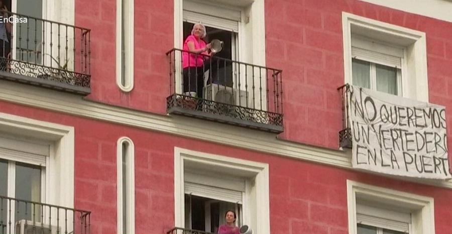 Esta vez, la cacerolada se puede volver contra Pablo Iglesias. RTVE
