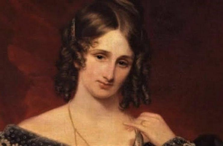 Mary Shelley, gran escritora y adelantada del feminismo.