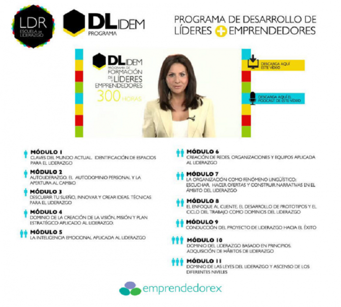 PROGRAMA DE DESARROLLO DE LÍDERES EMPRENDEDORES