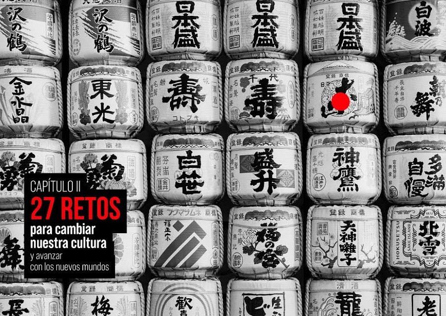 27 retos para cambiar nuestra cultura y avanzar con los nuevos mundos