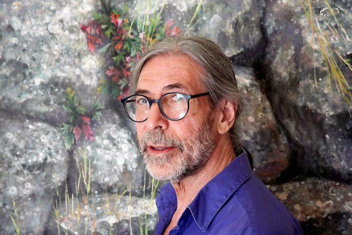 El gran artista Pagador Otero.