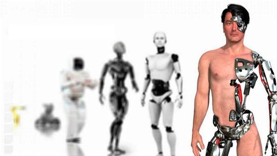 Evolucionamos hacia la hibridación ser humano-máquina. RTVE