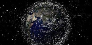 La basura espacial es síntoma visible de la degradación del planeta a manos del hombre. RTVE