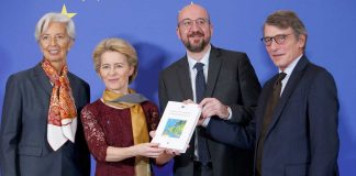 Los dirigentes de una Europa insostenible en las actuales condiciones. RTVE