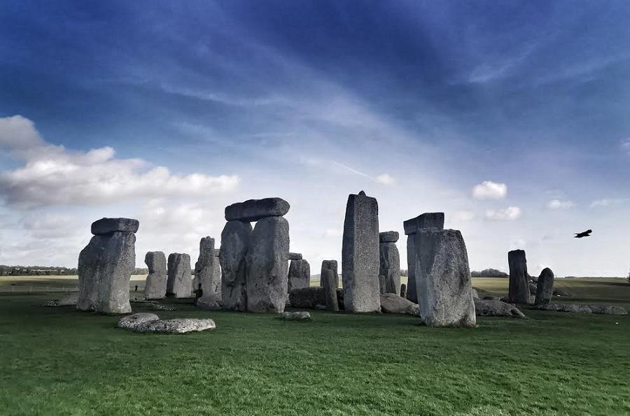 Muy cerca de Bournemouth, las enigmáticas piedras de Stonehenge. ELISA BLÁZQUEZ