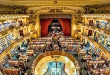 Buenos Aires tiene una de las librerías más bellas del mundo.