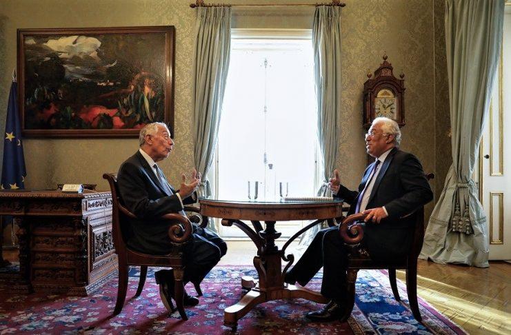 La cooperación entre el presidente y el primer ministro, aun perteneciendo a partidos distintos, es total. GOBIERNO DE PORTUGAL