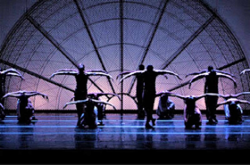 Las ocho estaciones. Ballet contemporáneo del Teatro San Martín. GOBIERNO DE B.A.