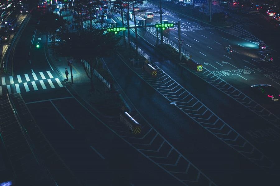 Nocturno de Seúl. I. PADILLA