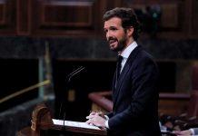 Pablo Casado, del órdago a la grande a pasar la jugada. RTVE