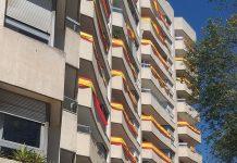 Patriotismo de balcón. J.M. PAGADOR