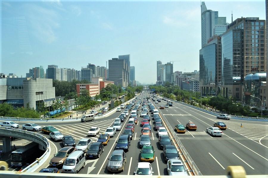 Pekín, un ejemplo de ciudad insostenible. J.M. PAGADOR
