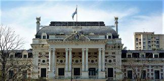 Sede de la municipalidad de Buenos Aires. WIKIPEDIA