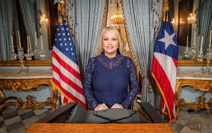 Wanda Vazquez gobernadora de Puerto Rico, tomó medidas enseguida. GOBIERNO DE P.R.