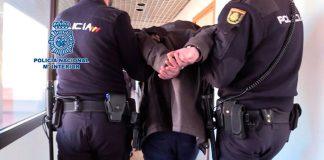 La Policía española es una de las más eficientes del mundo. en la imagen, una detención en otro caso. RTVE
