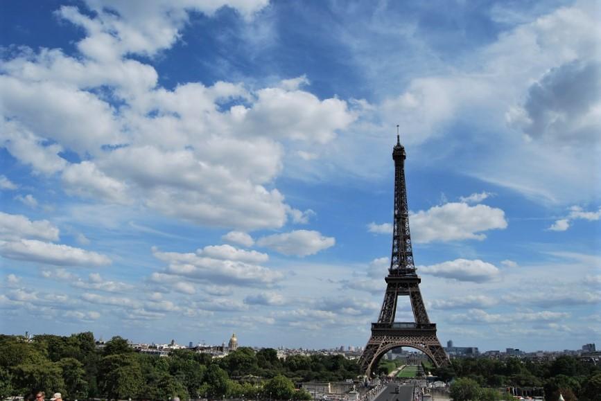 La alcaldesa ha hecho una París más verde y habitable. J.M. PAGADOR