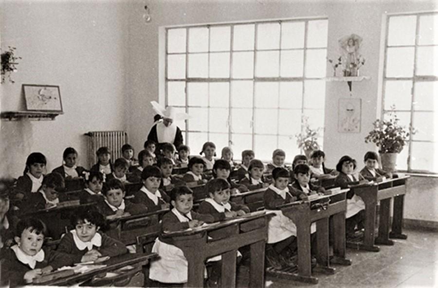 Se educaba para formar trabajadores disciplinados. PTMF