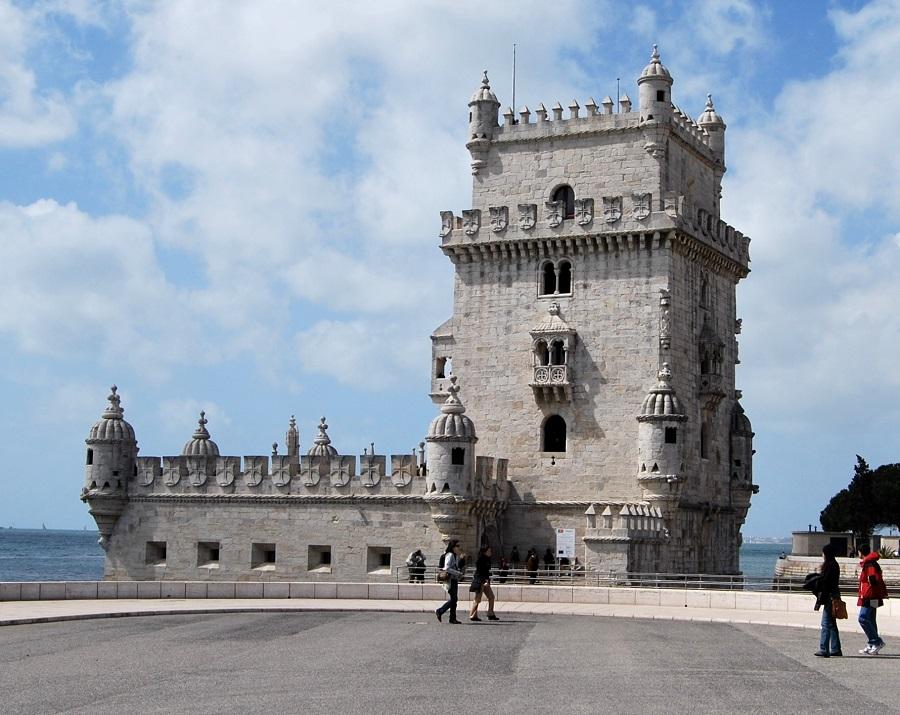 Una historia de la que enorgullecerse. Torre de Belém. J.M. PAGADOR