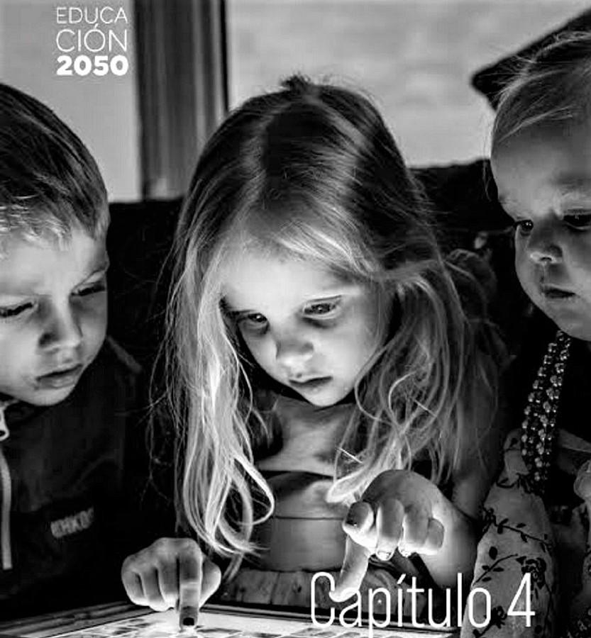 """""""Educación 2050"""", un pasaporte al futuro para las nuevas generaciones."""