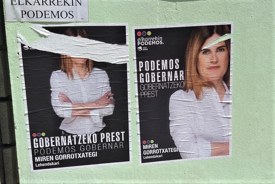 El tripartido de izquierdas, tabla de salvación de Podemos, no será posible. PROPRONews