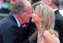 Ella, soltera. Él casado y con familia, pero la culpa es toda de Corinna. RTVE