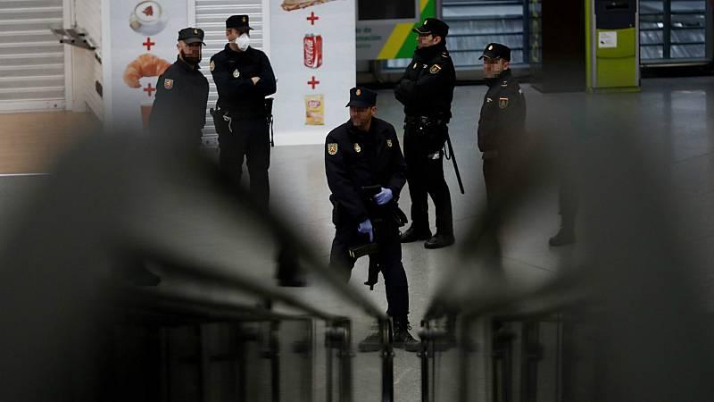 La Policía española es una de las más eficientes del mundo. RTVE